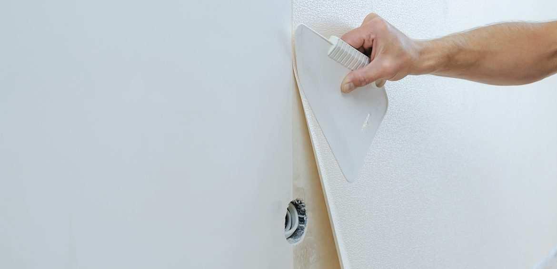 nos conseils pour cacher les imperfections des murs. Black Bedroom Furniture Sets. Home Design Ideas