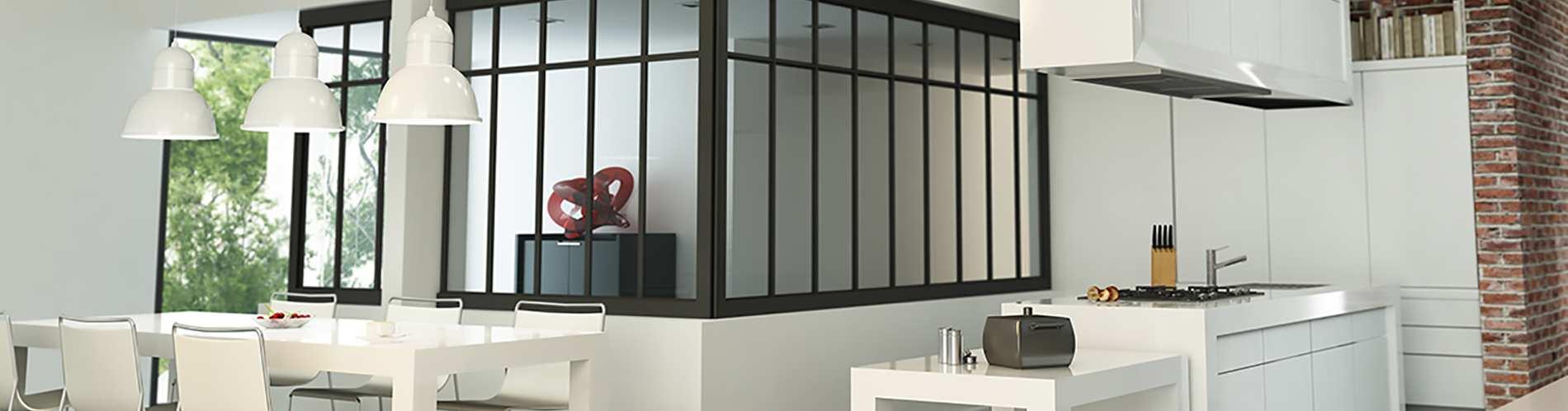 Vitre Dans Cloison Ba13 installer une cloison en verrière d'atelier - bricofamily
