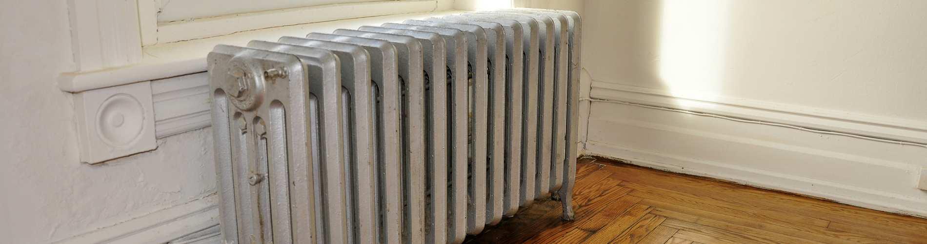 Cache Tuyaux Chaudiere Murale comment remplacer un radiateur à eau en fonte? - bricofamily
