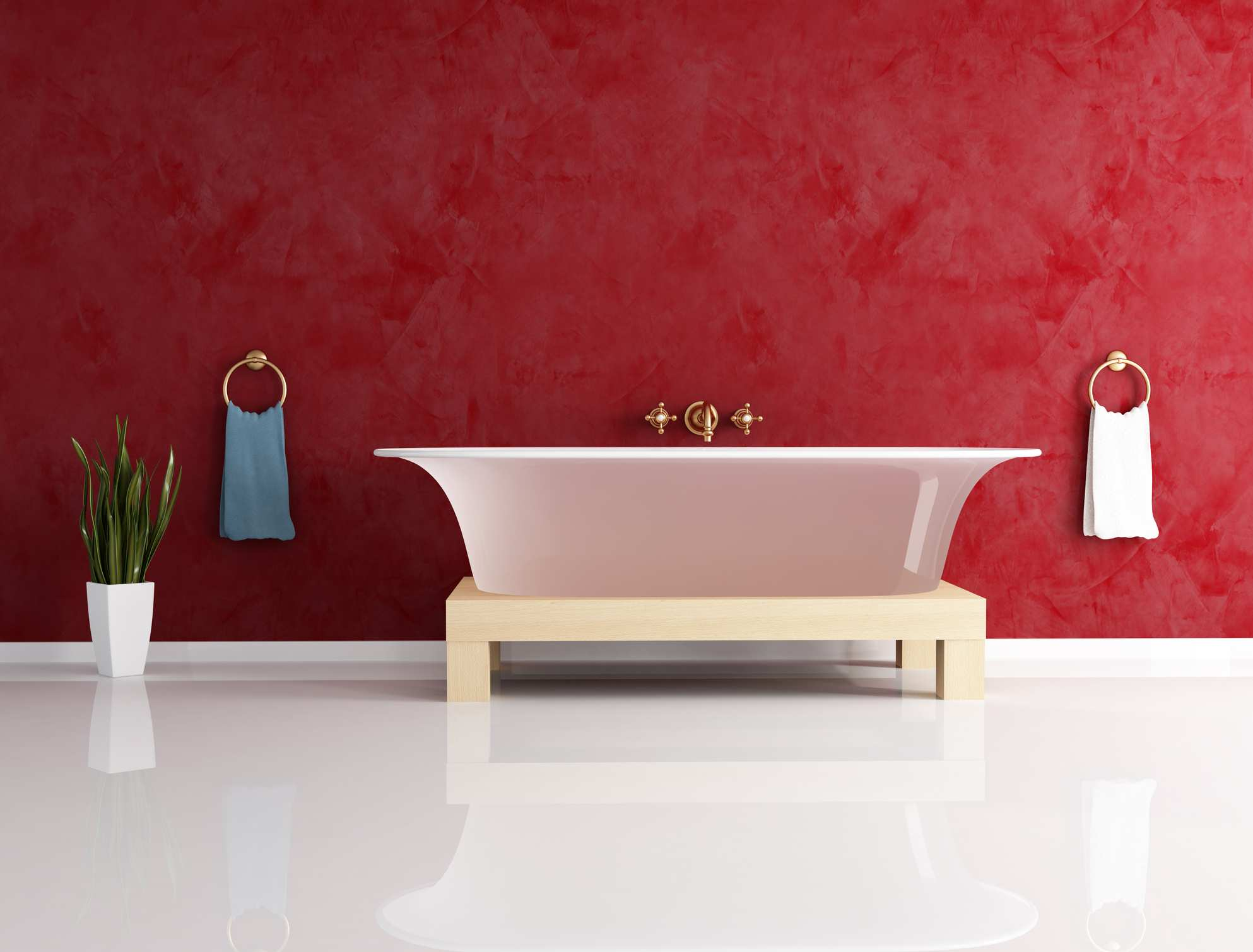 Ma salle de bain en tadelakt - Bricofamily
