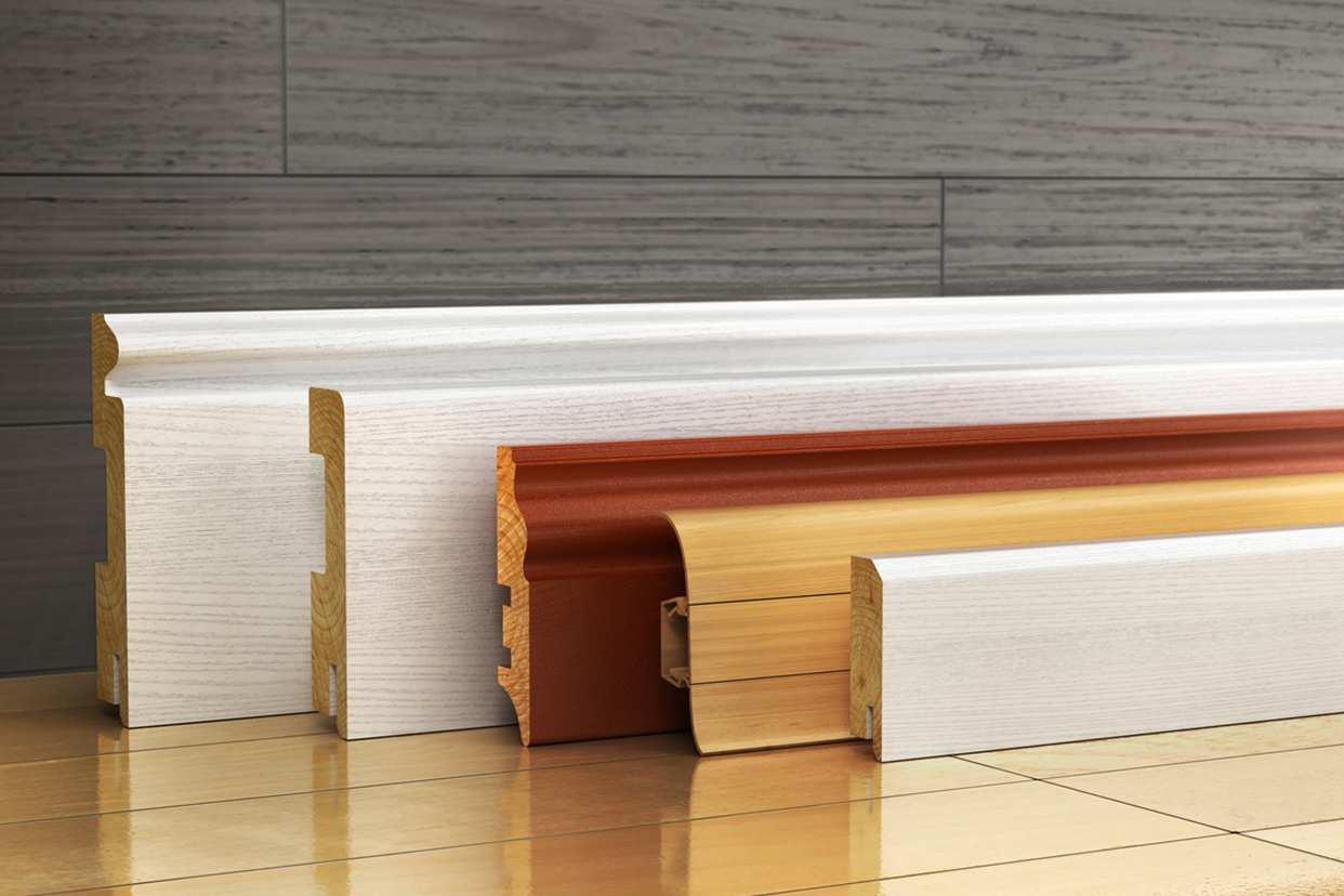 pose de parquet plinthes ou quarts de rond bricofamily. Black Bedroom Furniture Sets. Home Design Ideas