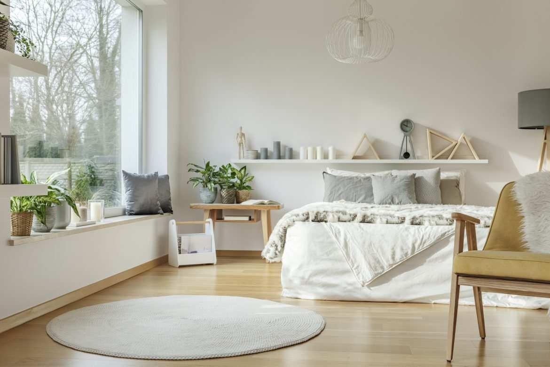 Deco Chambre Lambris Bois comment donner un aspect cocooning à sa chambre en hiver