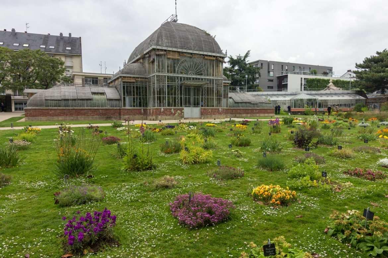 Le grand-blottereau à Nantes