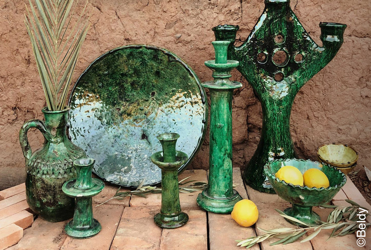 Decoration Marrakech