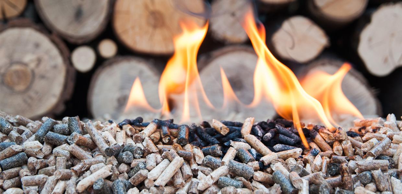 Les granulés sont une bonne alternative au chauffage au bois classique