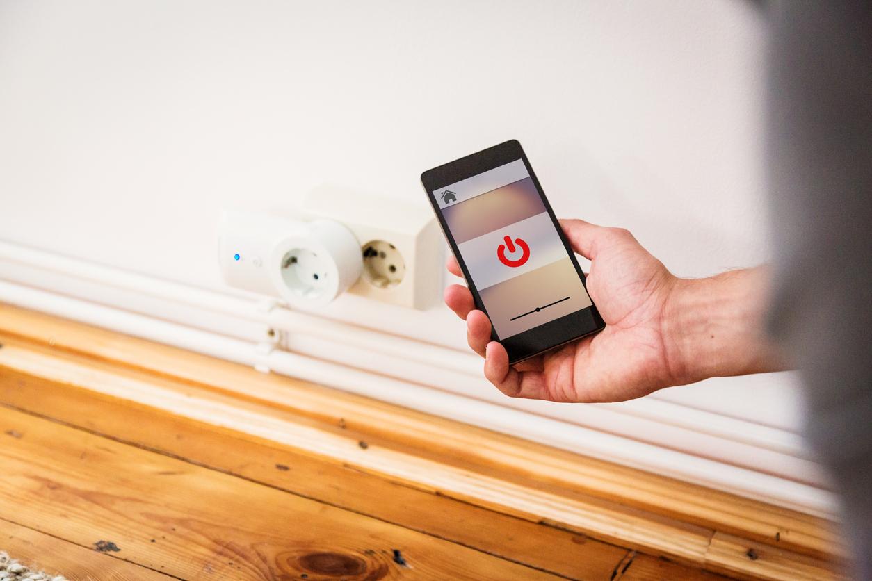 Un smartphone, des prises télécommandées, et vous avez une maison intelligente !