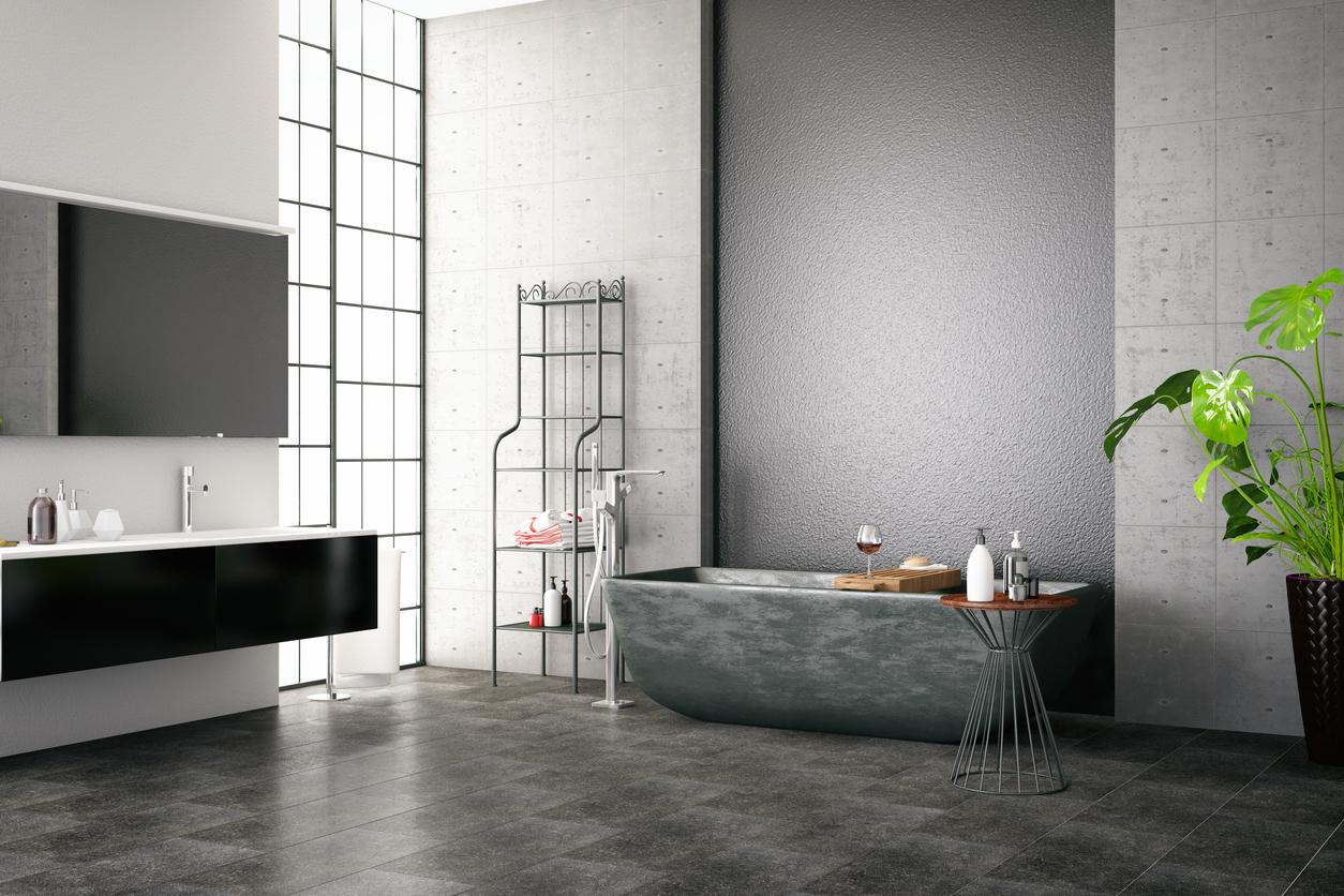 Comment créer une salle de bain contemporaine? - Bricofamily