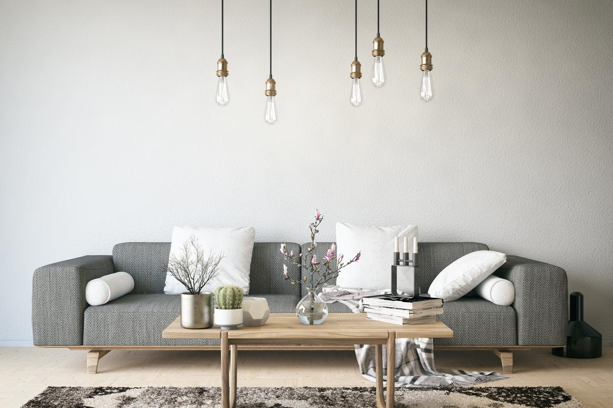 Illuminez votre intérieur avec des ampoule LED suspendues !