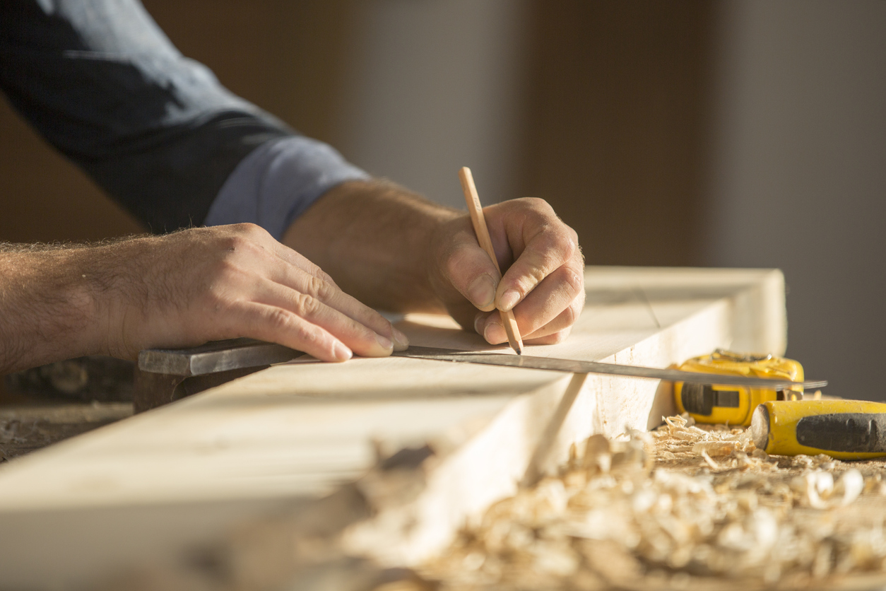 Utiliser les chutes de vos travaux pour fabriquer des objets déco