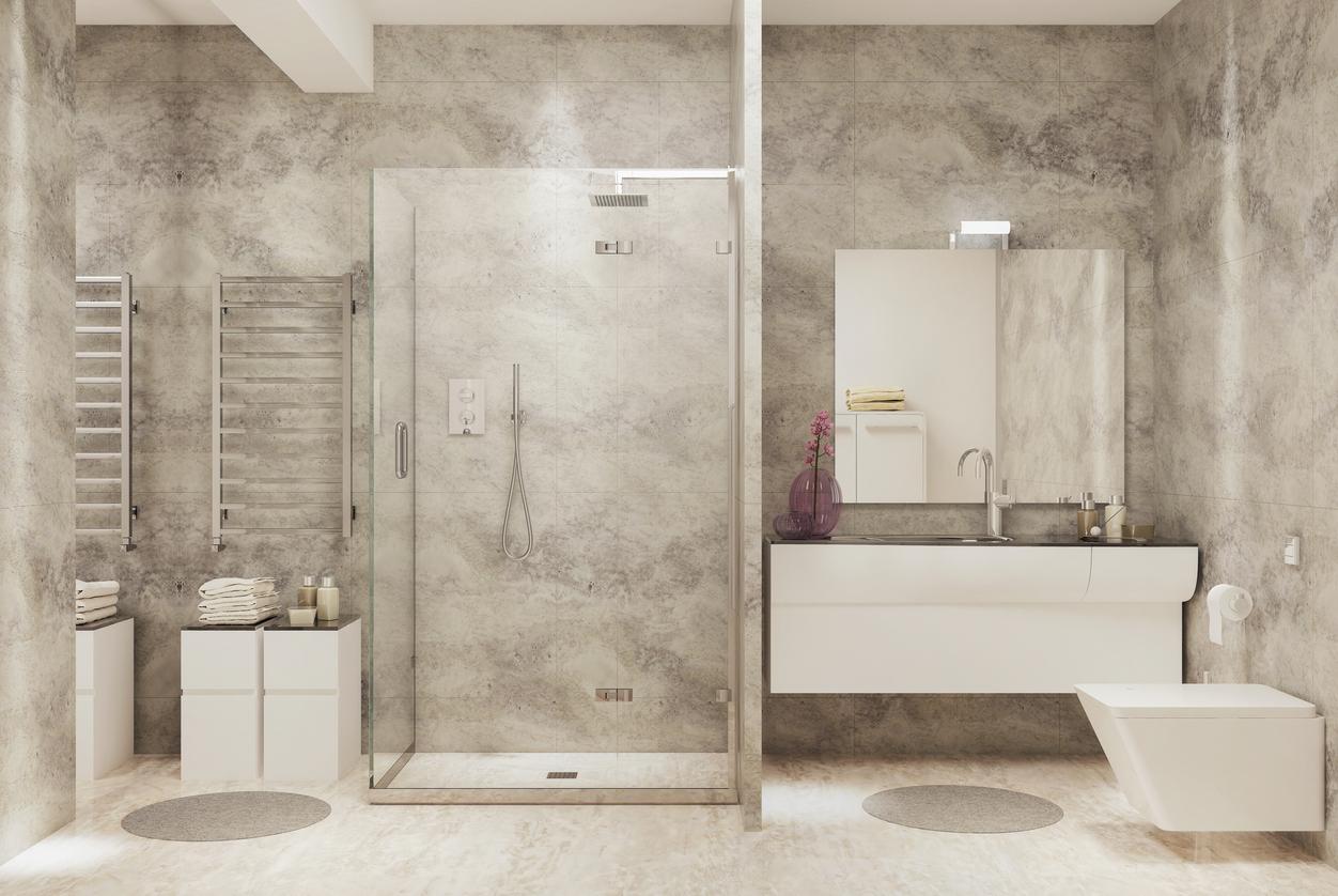 Cabine de douche ou douche à l'italienne ?