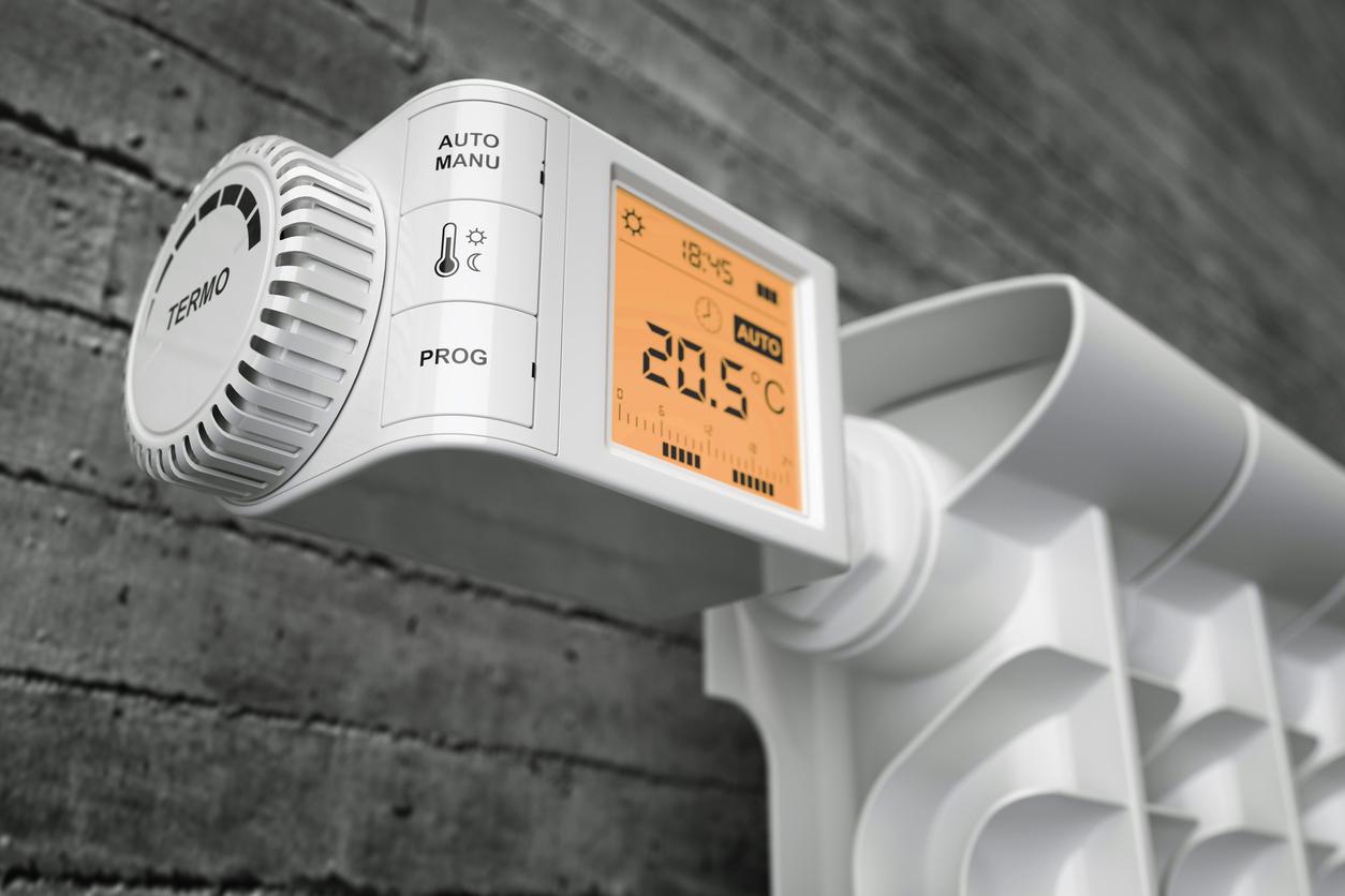 Un robinet thermostatique pour régler plus facilement la température!