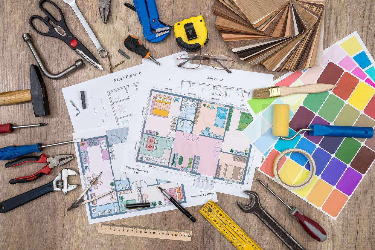 Toujours des idées fabuleuses à trouver au salon de la rénovation !