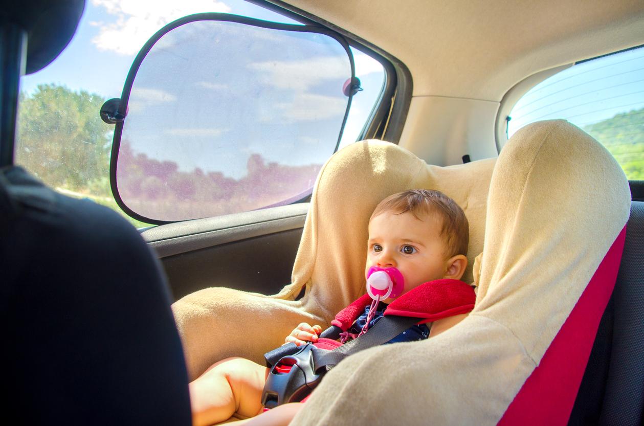 Un siège auto pour bébé