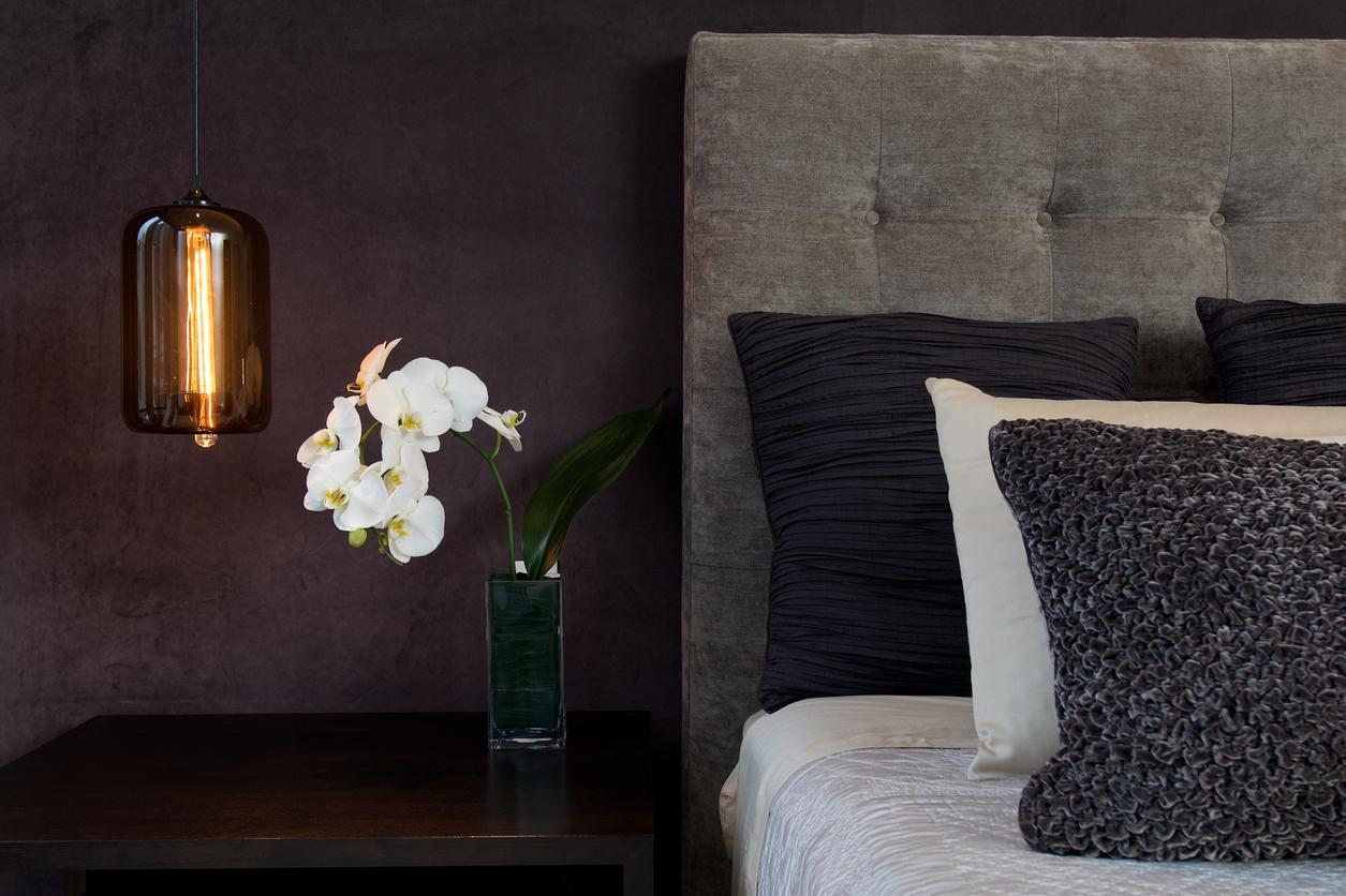 Une tête de lit pour un sommeil feng shui
