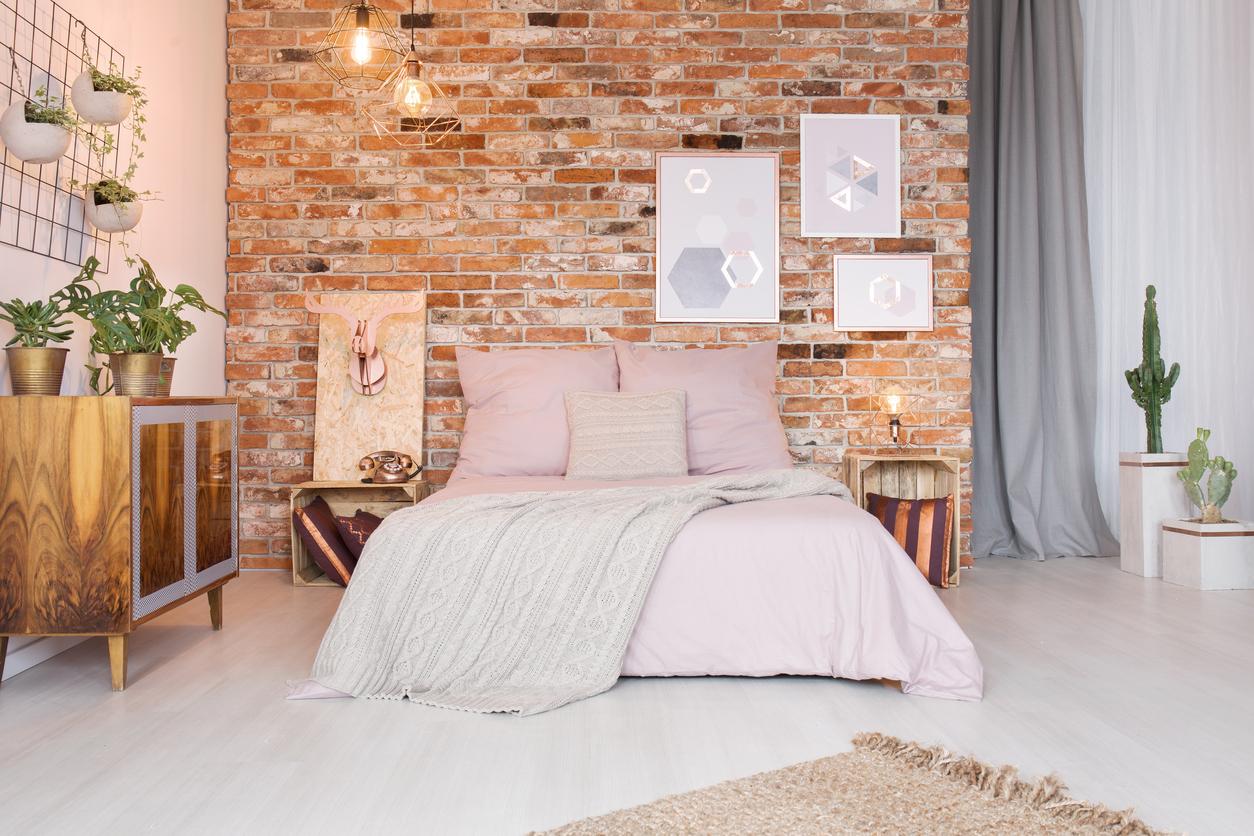 Casser Une Cloison En Brique révéler le style d'un mur en briques - bricofamily
