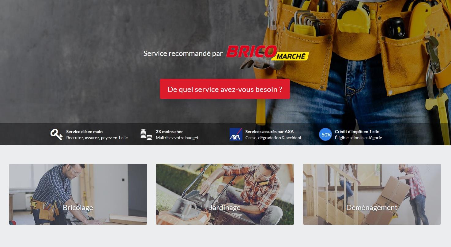 Trouvez de l'aide pour vos travaux de bricolage sur le site Youpijob